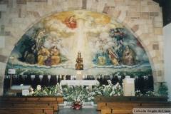 M.F. 002.16 Año 1999 Ermita nueva. Mural