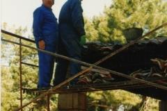 M.F. 002.17 Reparación porche ermita nueva