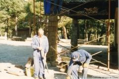 M.F. 002.18 Reparación porche ermita nueva