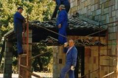 M.F. 002.19 Reparación porche ermita nueva