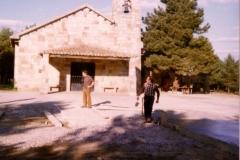 M.F. 002.21 Año 1979 Pavimentación de la Plaza